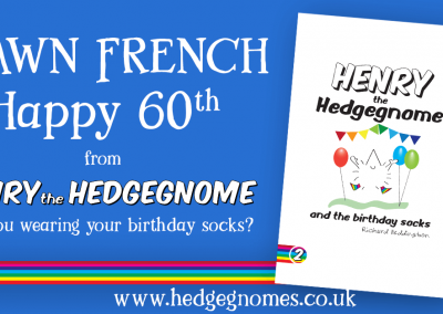 Children's books | Henry the Hedgegnome | Dawn French