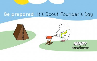 Scout Founder's Day