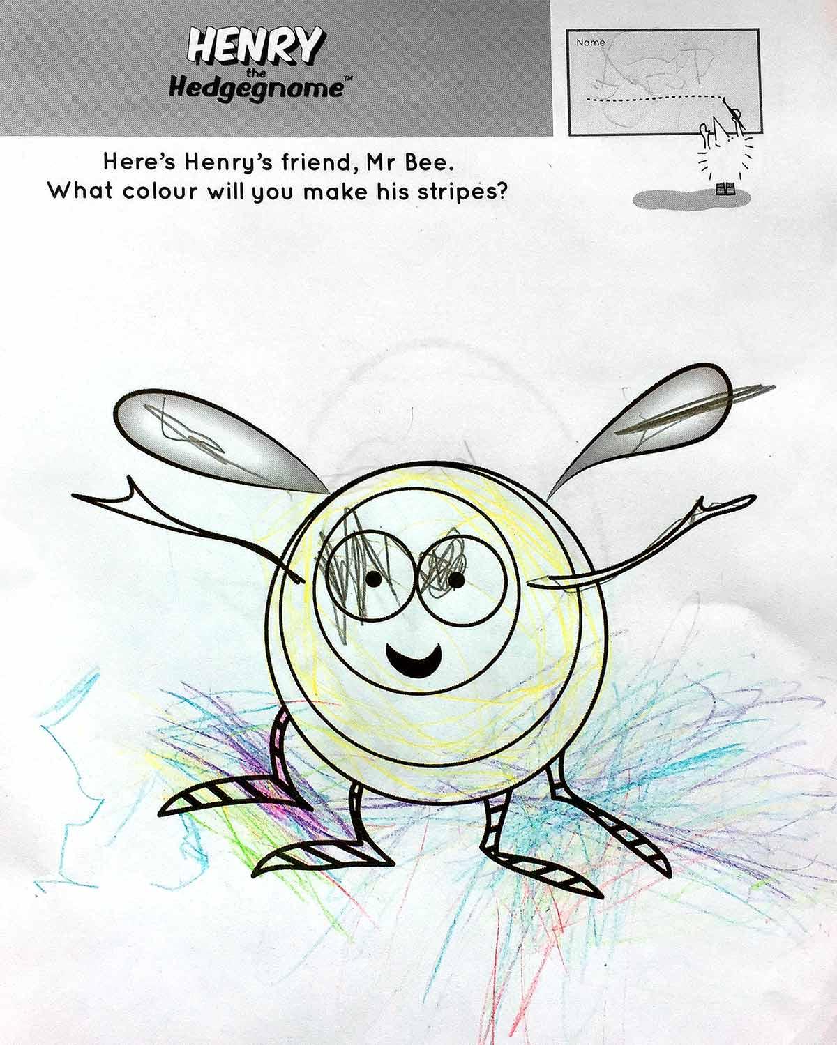Jessica 3 - Mr Bee