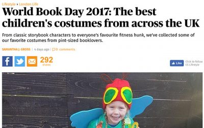 World Book Day 2017: The best children's costumes from across the UK