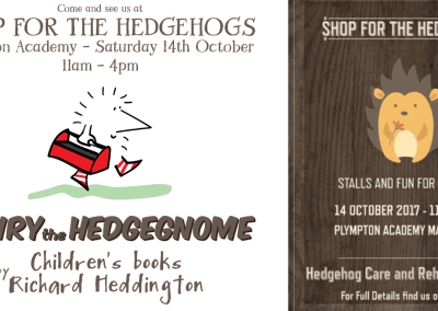 Children's books | Henry the Hedgegnome | Shop for the hedgehogs